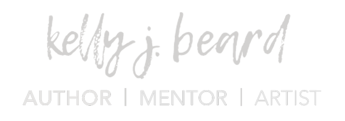 kelly j beard author logo